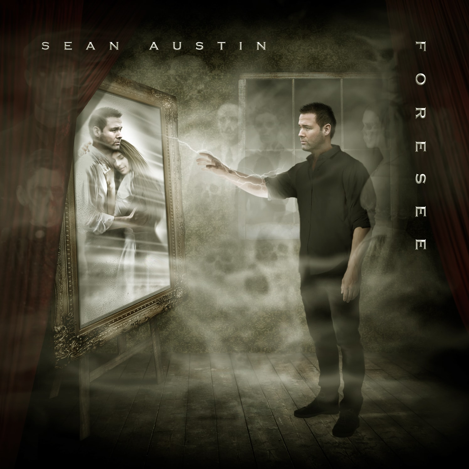 "Sean Austin ""Foresee"" Album CD (Signed Copy)"